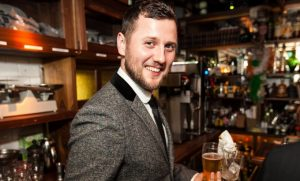 Best Bar in the World Owner, Jack McGarry