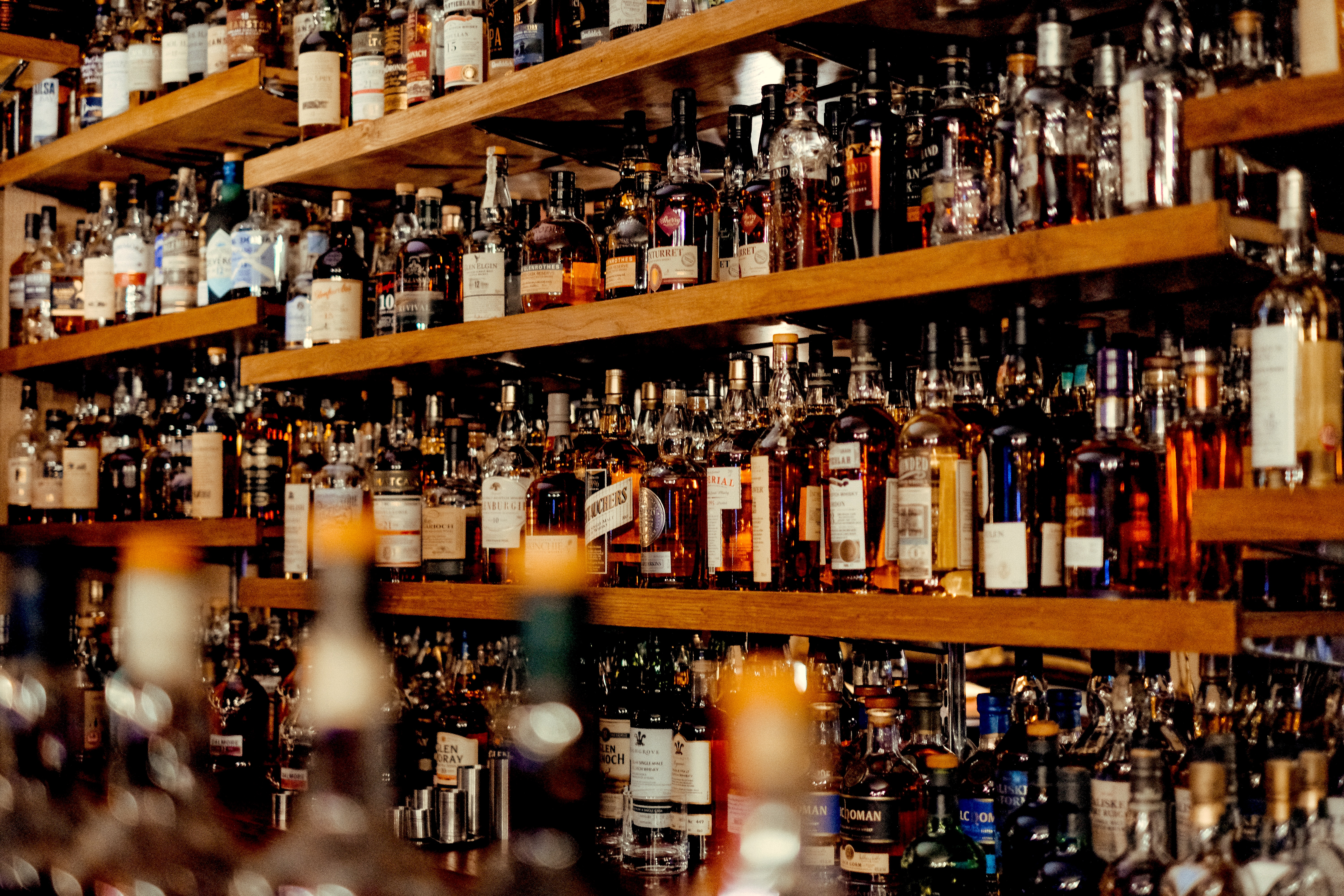 how to manage back stock in your bar